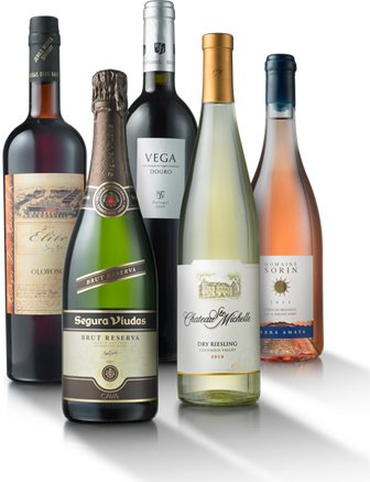 Wine Enthusiasts 100 Best Buys
